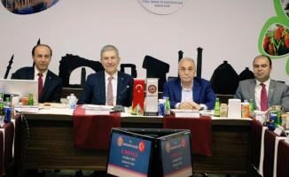 İki doktor Bakan, Şanlıurfa'nın sağlığını masaya yatırdı