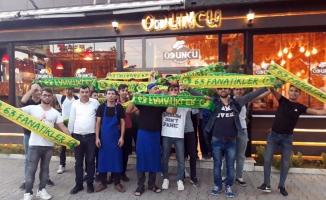 Oduncu Et & Mangal Personelinden Urfaspor'a destek