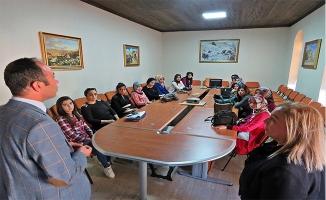 Şanlıurfa'da Gümüş Takısı İşlemeciliği Kursu Açıldı