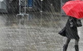 Urfa'ya kuvvetli sağanak yağış geliyor!
