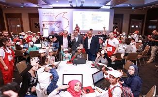 Şanlıurfalı ve Suriyeli 125 çocuk Hackathon'da buluştu