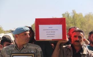 Şehit Korucular Diyarbakır'da toprağa verildi