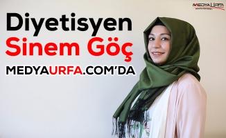 Sinem Göç köşe yazılarıyla MEDYAURFA.COM'da