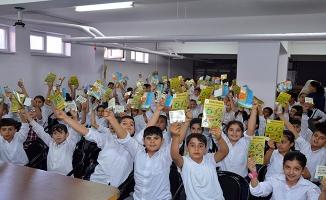 Siverek'te öğrencilere geri dönüşüm semineri