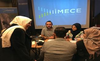 Suriyeli girişimci adayların ilk startupları ortaya çıkıyor