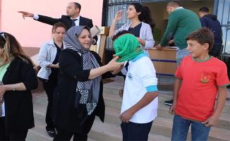 Urfalı öğrencilere çevre bilinci eğitimi verildi