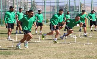 Urfaspor'da Silivrispor hazırlıkları sürüyor