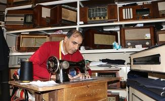 Antika merakı radyo koleksiyoncusu yaptı