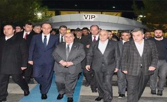 Bakan Fakıbaba Şanlıurfa'ya geldi