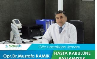 Başarılı Doktor Mustafa Kamik Metrolife Hastanesinde