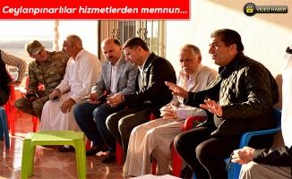 Başkan Atilla, Hizmetleri Anlattı, İstekleri Dinledi