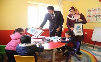 Başkan Ekinci öğretmenler gününü kırsalda kutladı