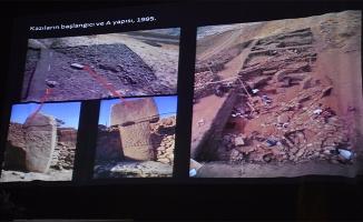 Bodrum'da Göbeklitepe kazıları anlatıldı