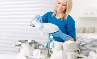 Bulaşık yıkamak ömrü uzatabilir