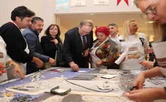 Büyükelçilerden Göbeklitepe tablosuna mozaik