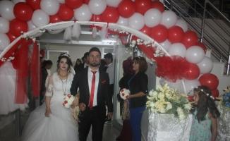 Türkiye'de ilk: Müftü resmi nikah kıydı