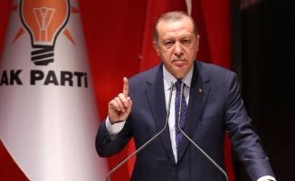 Erdoğan milletvekilleriyle görüşecek