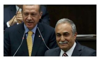Erdoğan ve Fakıbaba Rusya'ya gitti