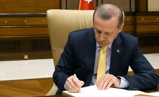 Erdoğan'ın onayladığı 10 kanun yürürlüğe girdi