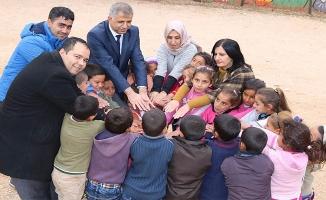 Eyyübiye'de eğitimde kardeşlik zinciri