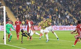 Fenerbahçe nihayet galip gelebildi !