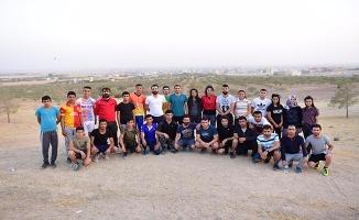 Gençler hayallerine Ceylanpınar Belediyesi ile uzandı