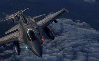 Irak'ın kuzeyinde terör örgütüne ait 41 hedef vuruldu