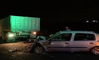 Karaköprü'de trafik kazası: 2 ölü
