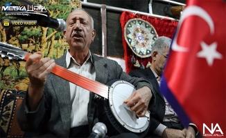 Kazancı Bedih'in oğlundan Büyükelçilere müzik ziyafeti