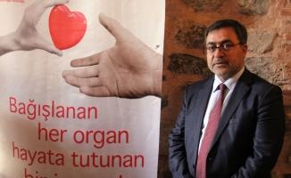 Organ bağışında 6 yıldır lider