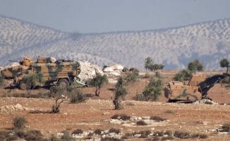 PKK/PYD İdlib'deki TSK gözlem noktasına saldırdı