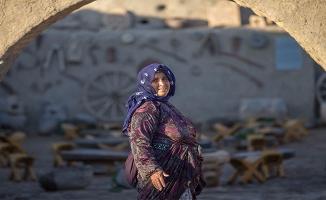 Şanlıurfa'da kadınların vazgeçilmezi yöresel kıyafetler