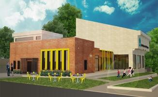 Şanlıurfa'da Gençlik ve Çocuk Kütüphanesi yapılıyor