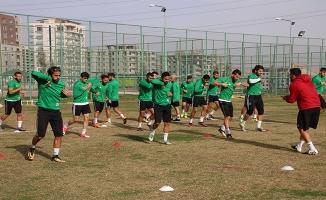Urfaspor'lu futbolcular koronavirüse yakalandı