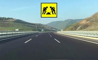 Urfa otoyolunda 3 şerit trafiğe kapatılacak