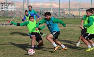 Urfaspor'da Hacettepespor hazırlıkları