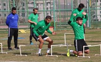 Urfaspor'da Hacettepespor hazırlıkları sürüyor