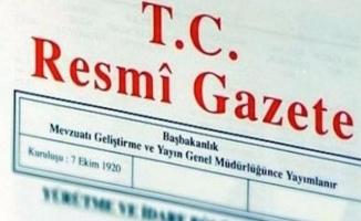 Bazı kurumlardaki atamalar Resmi Gazete'de