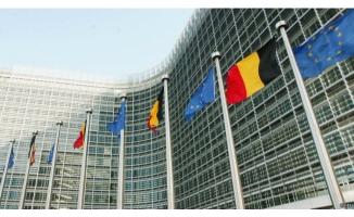 AB sığınmacı politikası Brüksel'de protesto edildi