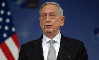 ABD Savunma Bakanı Mattis'ten Suriye açıklaması