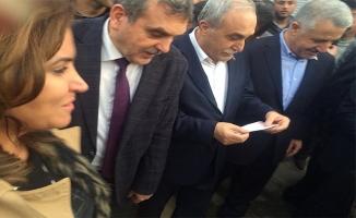 AK Parti Halfeti'nin yeni Başkanı göreve hızlı başladı