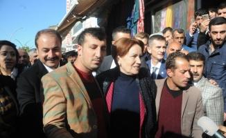 Akşener hükümetin Kudüs tepkisine destek verdi