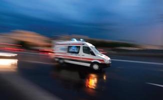 Viranşehir'de Kıbrıs gazisi, hastaneye kaldırıldı