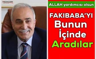 Bakan Fakıbaba'ya şaşırtan talep