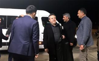 Bakan Yardımcısı Karabay Şanlıurfa'da