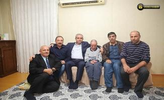 Başkan Demirkol engelli ailelerini ziyaret etti