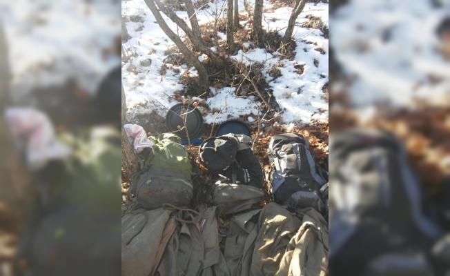 Bingöl'de terör operasyonları