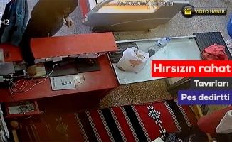 Cep telefonu hırsızı yakalandı