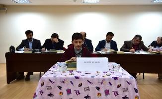 Ceylanpınar'da Kur-An-ı Kerim'i güzel okuma yarışması