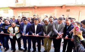 Ceylanpınar'da sağlıklı yaşam merkezi açıldı